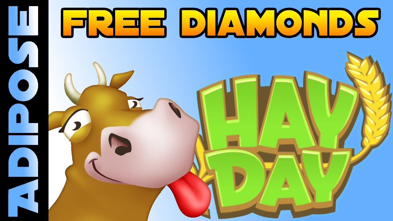 how to get free diamonds on hay day