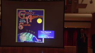 2016 Bullitt Lecture in Astronomy - Part 1