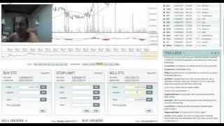 Elektronikus pénz tőzsde + átutalás tutorial