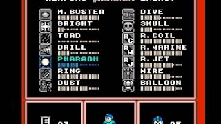 Mega Man 4 - Vizzed: Mega Man 4 Playthrough Final Part - User video