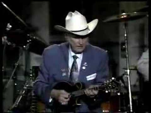 California with Bill Monroe - Goldrush