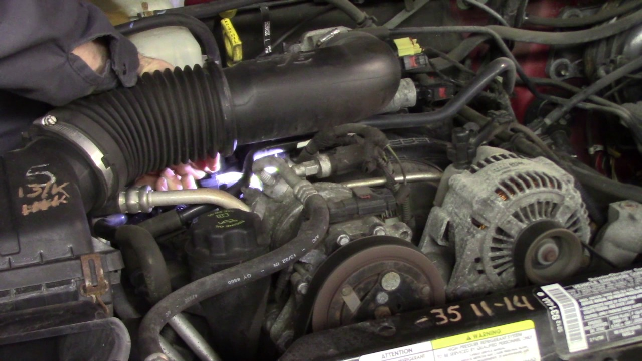 2005 Jeep Liberty 37L P0300 Multiple Cylinder Misfire (ignition coils, shorted secondary