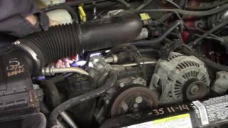 2005 Jeep Liberty  P0300 Multiple Cylinder Misfire (ignition coils, shorted secondary windings)