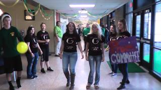 "Blackhawk High School (BHS) Lip Dub 2014- ""Good Time"" and ""Good Feeling"""