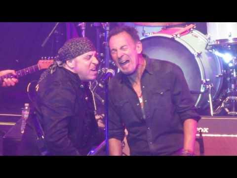 Little Steven Van Zandt w Bruce Springsteen