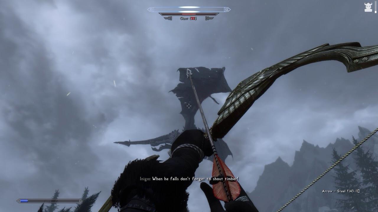 Skyrim Special Edition : Dragon Vuljotnaak