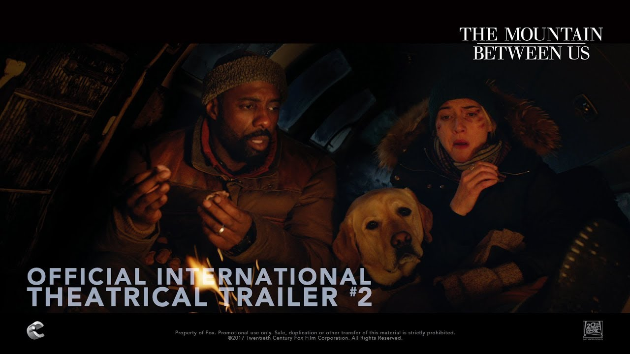 Download The Mountain Between Us [Official International Theatrical Trailer #2 in HD (1080p)]