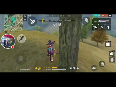 Streaming Free Fire Seru Seruan Bacott !!