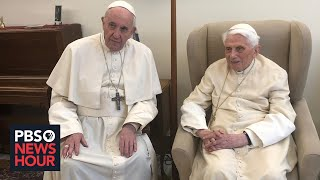 Why it's problematic to have 2 popes weighing in on key issues for Catholic Church