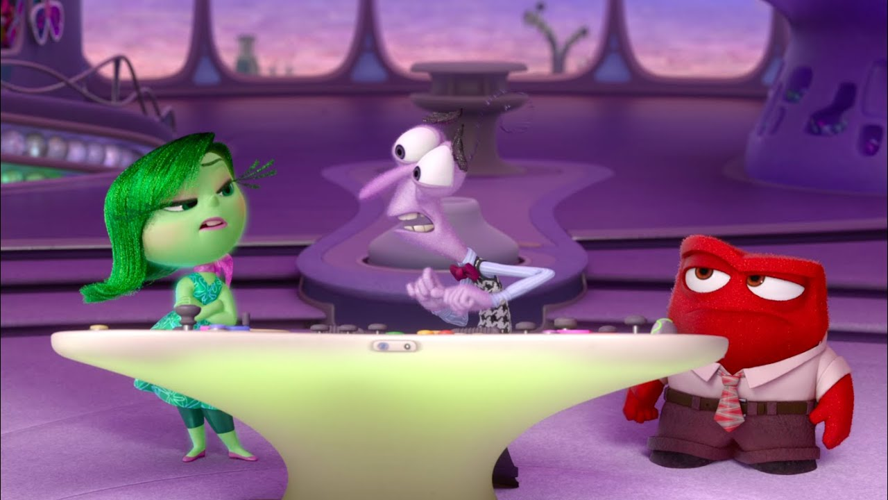 20 Inside Out Clips To Help Teach Children About Feelings