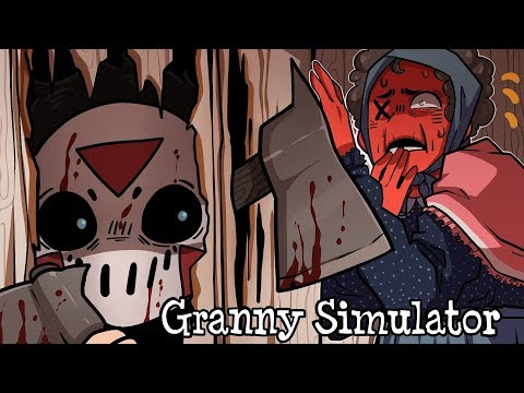 HEEEEEEEEEERE'S BABYLIRIOUS! | Granny Simulator (w/ H2O Delirious)