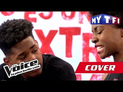 "Cover : ""Let me love you"" (Mario) par Lisandro Cuxi & Ann-Shirley 