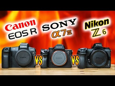 Nikon Z6 Vs Sony A7 III Vs Canon EOS R | Which Camera To Buy? (2019)