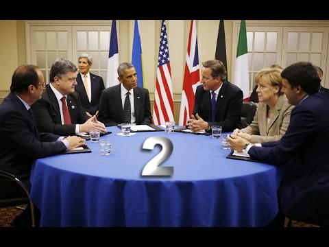 2) Donald Trump et l'Ukraine, dévoilement de la bête... (Vladimir Poutine)