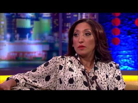 Shazia Mirza talks Dizzee Rascal & hairy women on The Jonathan Ross Show | 19 March 2016
