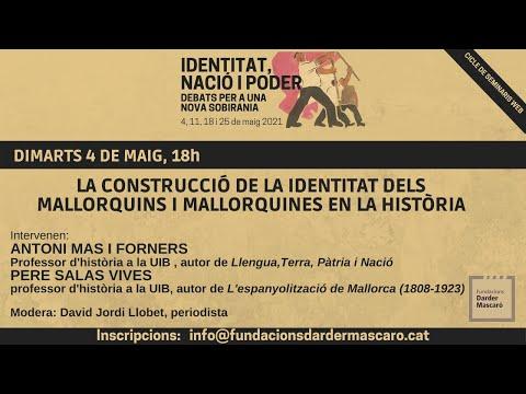 Seminari 'Identitat, Nació i Poder' (sessió 1)