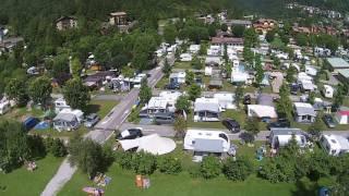 Molveno Campside drone