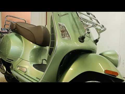 VESPA GTV  ABS - Used Motorcycle