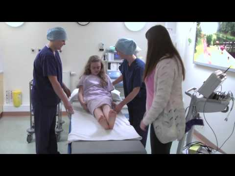 A guide to a children's MRI Scan ( Magnetic Resonance Imaging ) at Chesterfield Royal Hospital
