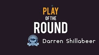 NTFL 17/18 Play of the Round - Round 6 - Darren Shillabeer (Darwin Buffaloes FC) thumbnail
