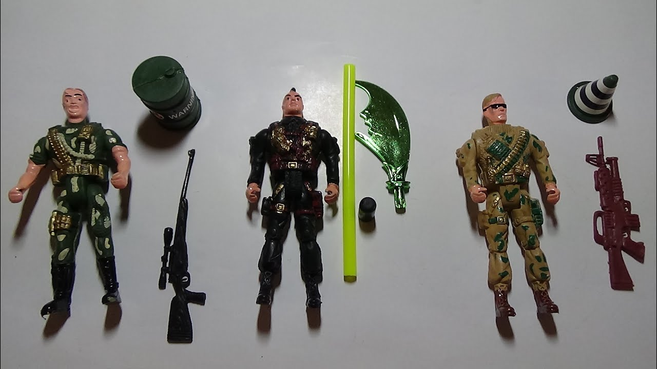 солдатики фото игрушки