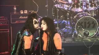 Back in the New York Groove - Kiss - Kiss Alive NYC - February 8, 2014