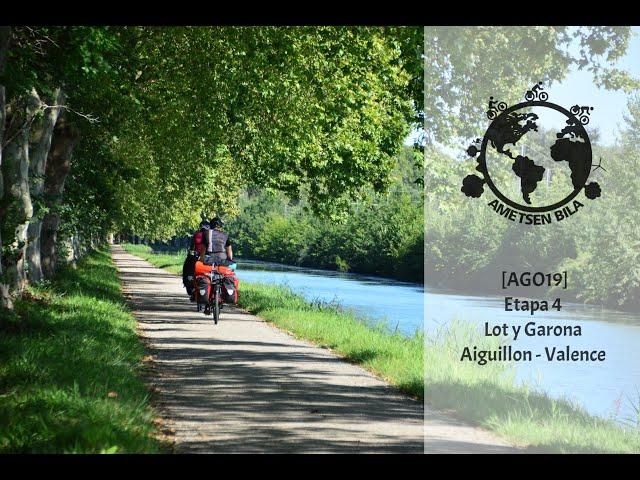 [AGO19] Etapa 4 De Aiguillon a Valence