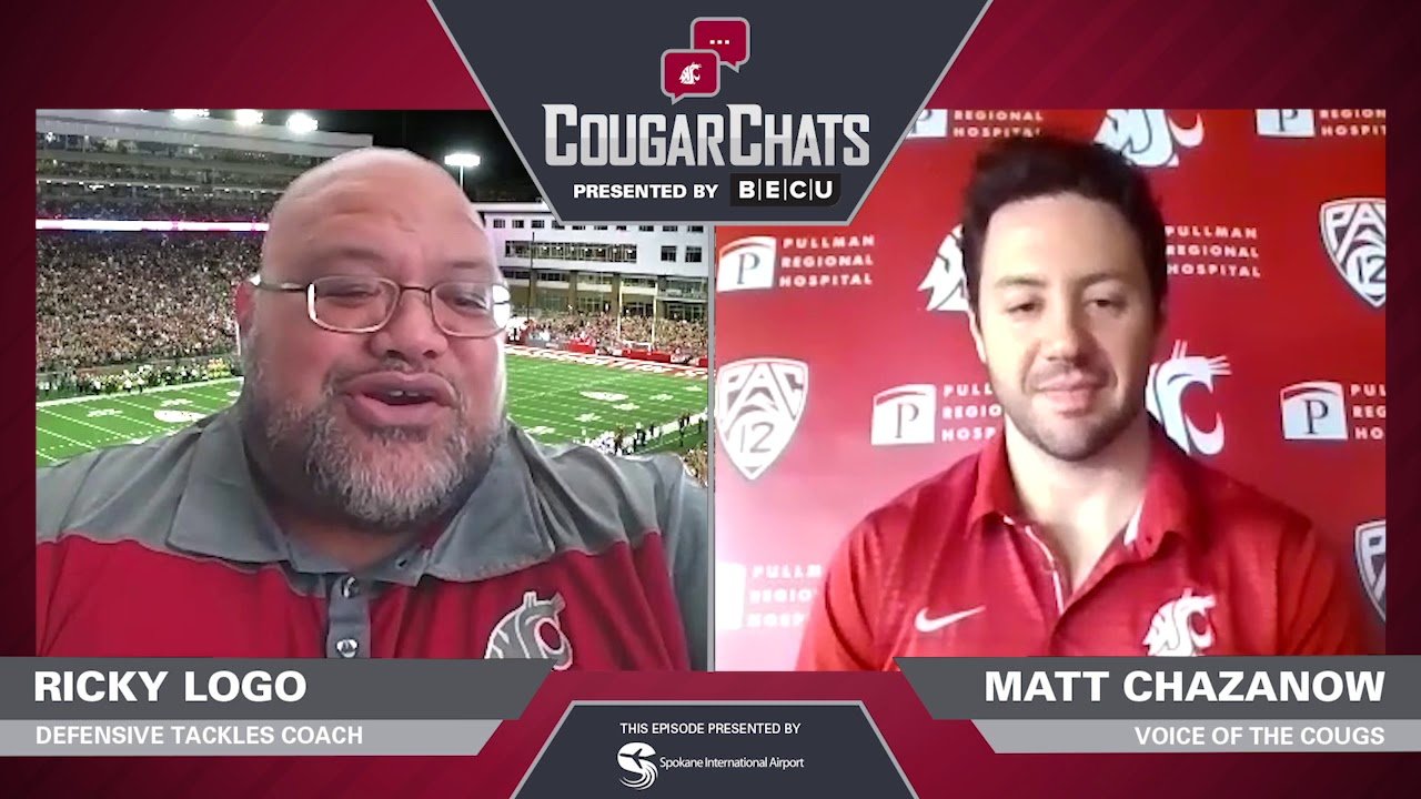 Image for WSU Athletics: Cougar Chats with Coach Ricky Logo webinar
