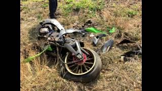คลิปก่อนเกิดอุบัติเหตุกลุ่ม ZX10R ขอแสดงความเสียใจด้วยครับ