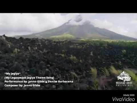 My Jagiya (My Legazpeños Jagiya Theme Song) with Lyrics - Janno Gibbs & Denise Barbacena