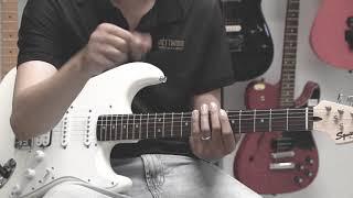 Học guitar điện online: Luyện ngón cơ bản - Phần 1