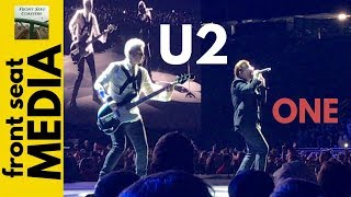 U2 One live -- The Joshua Tree Tour -- Detroit 2017 4K