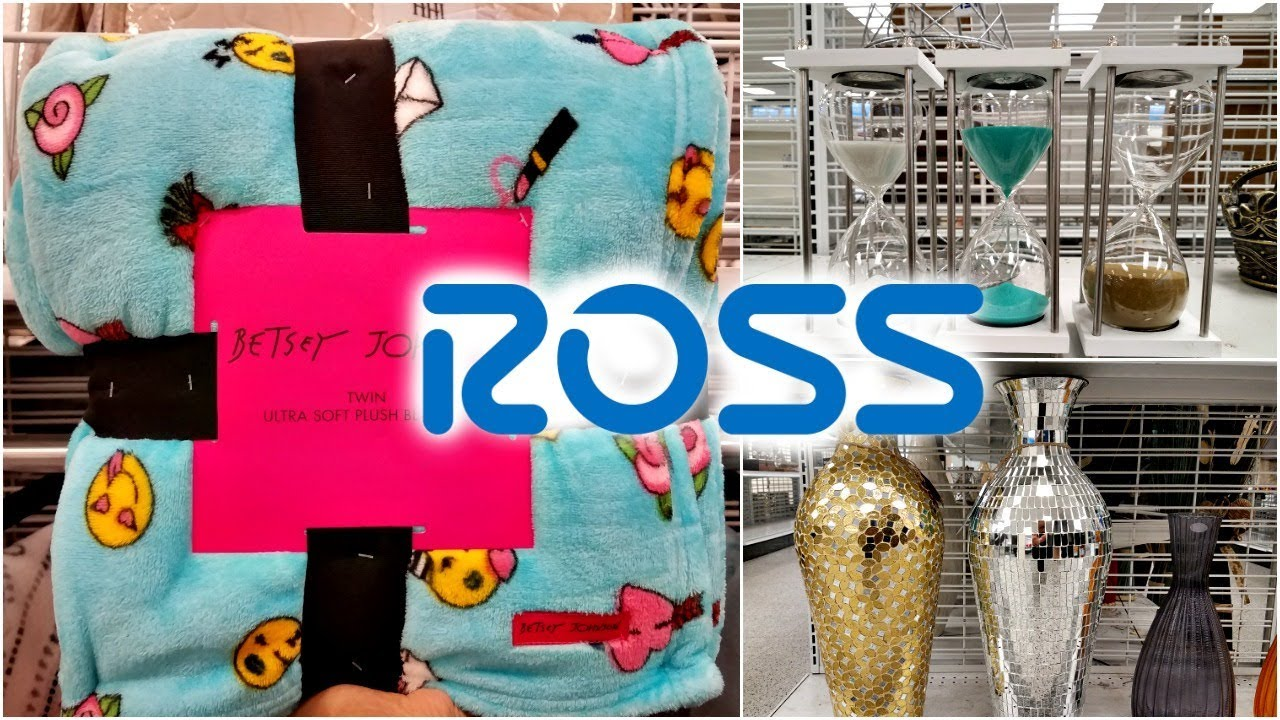 Shop With ME ROSS NAME BRAND SHOES ROOM DECOR IDEAS WALK-THROUGH 2018