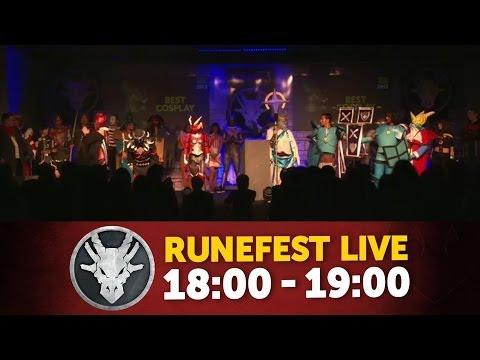 RuneFest 2013: Golden Gnome Awards