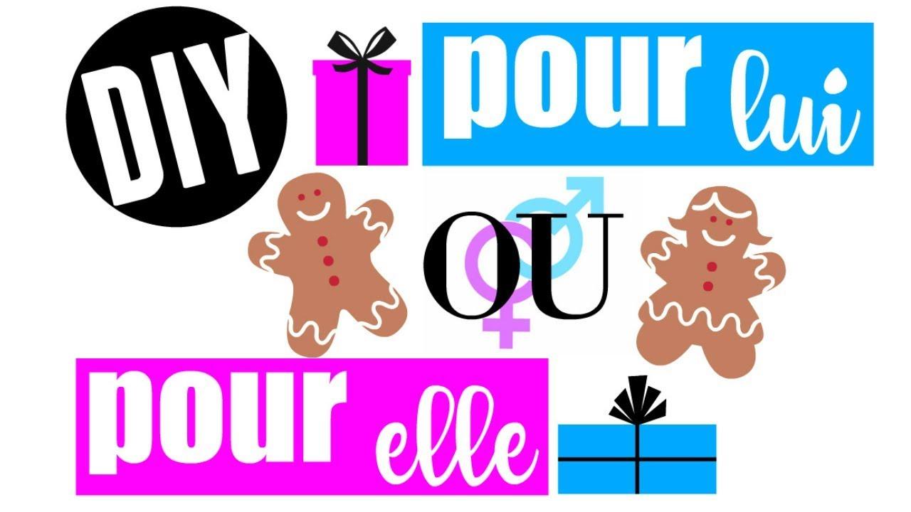 DIY Cadeaux de Noël : Facile et pas Cher ! Cadeaux Mixtes (français ...