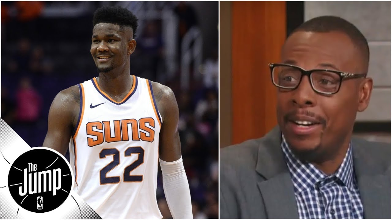 ec1ba8b27a6a Paul Pierce  Why meeting Deandre Ayton changed my perception of him ...