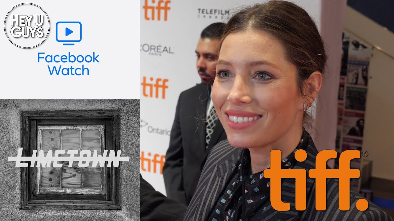 Limetown TIFF Premiere - Jessica Biel & more on bringing the hit podcast to  Facebook Watch