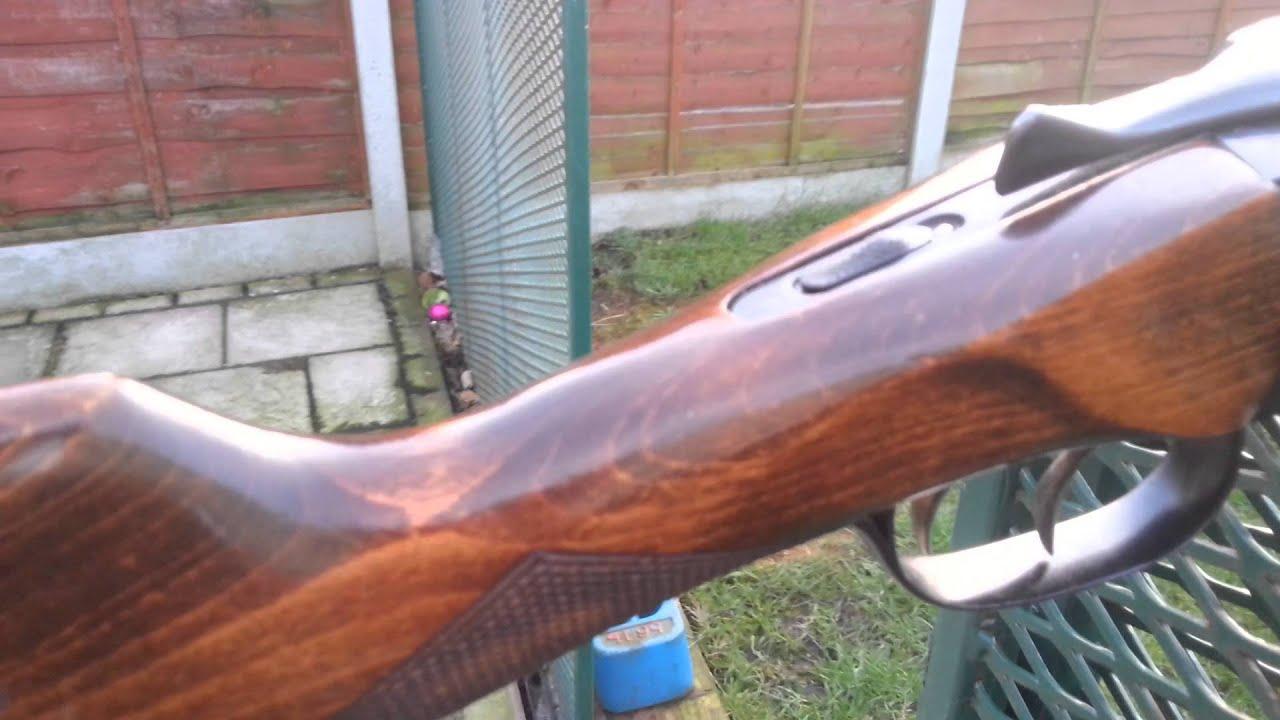 BAIKAL side by side 12bore shotgun doulble trigger