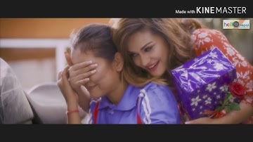 Lesbine couple 🌈🌈🌈  tara jane ka gam  hindi song