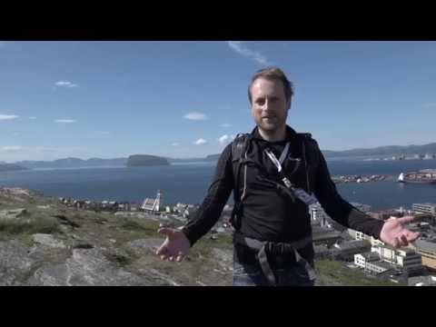 Mountain Hike in Hammerfest
