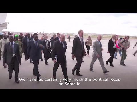 Future for Somalia: Keeping Somalia on the agenda