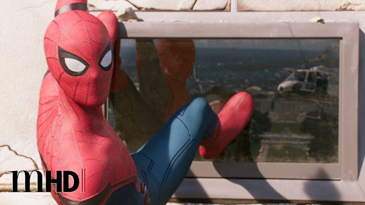 Homem-Aranha: Regresso a Casa | Trailer #1 Legendado PT (HD)