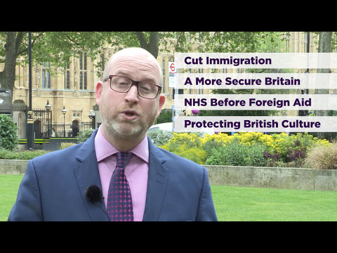 UKIP Party Election Broadcast General Election 2017