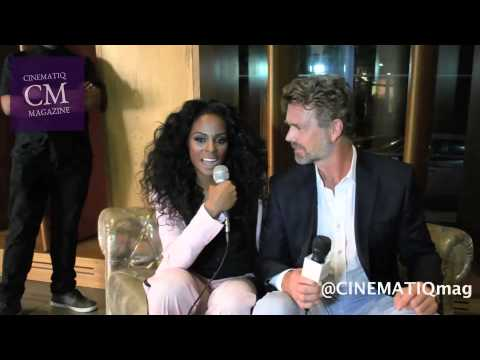 THE HAVES AND THE HAVE NOTS: Tika Sumpter, John Schneider, Angela Robinson, Jacyln Betham