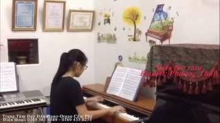 Kiss the rain. Pianist: Phương Thảo
