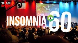 Insomnia60 | Highlights from #i60 Gaming Festival (2017) | I Am Birmingham