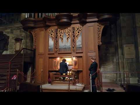 Sebastian Küchler-Blessing (Essener Dom) – Improvisation