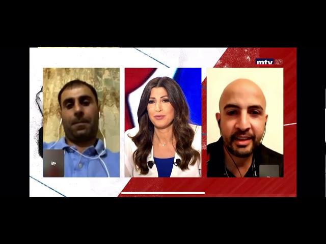 Roland Abi Najem Interview on MTV regarding Telecom Companies