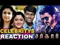 Nayanthara, Atlee And More Celebrities About SARKAR First Look | Actor Vijay | Kushboo | ARm
