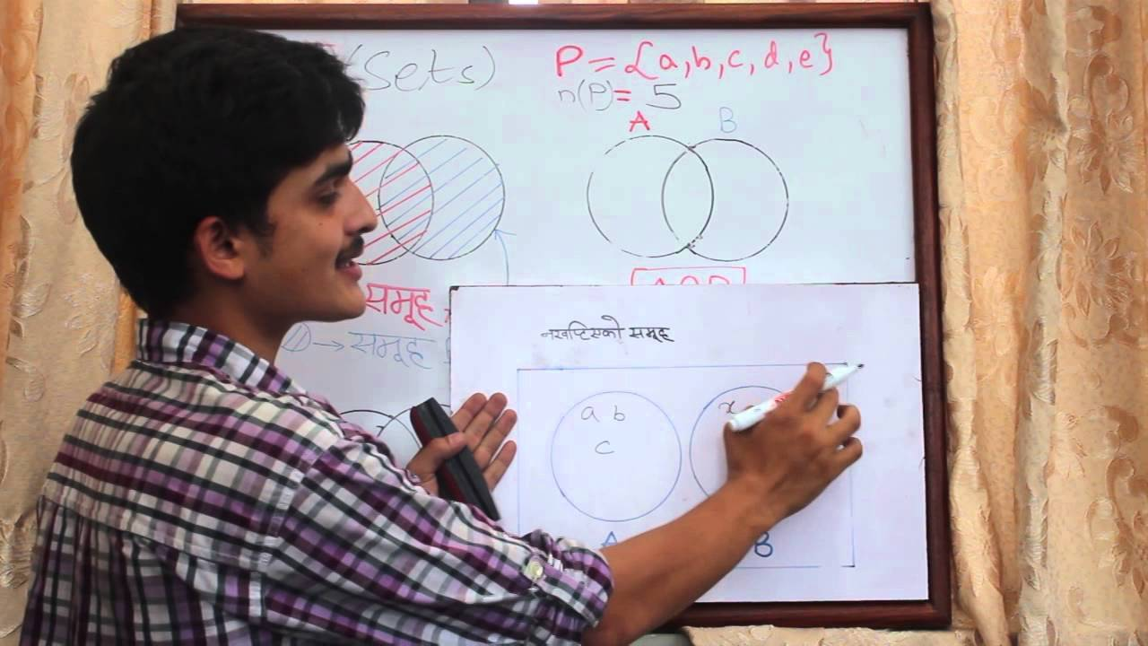 Mathematics TUT#1 Sets - SLC TUTORIALS - YouTube